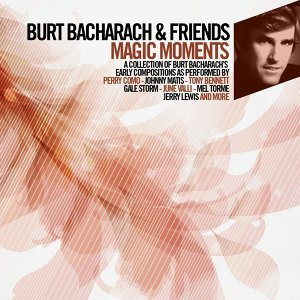 Magic Moments - A Collection of Bacharach's Early Compositions