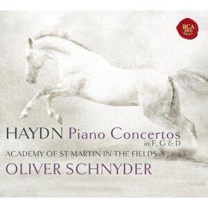 Piano Concerto in D major, H. 18/11