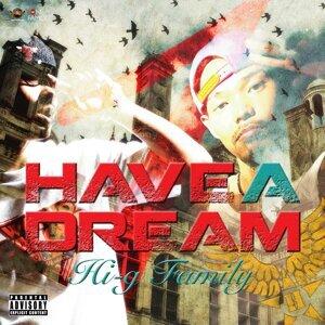 HAVE A DREAM feat. BLACKSUN