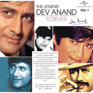 The Legend Forever - Dev Anand - Vol.1