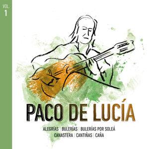 Paco De Lucía Por Estilos - Vol.1
