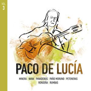 Paco De Lucía Por Estilos - Vol.3