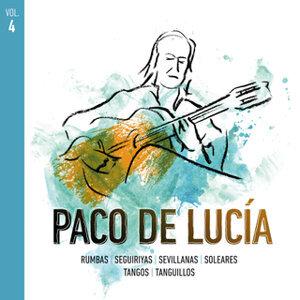 Paco De Lucía Por Estilos - Vol.4