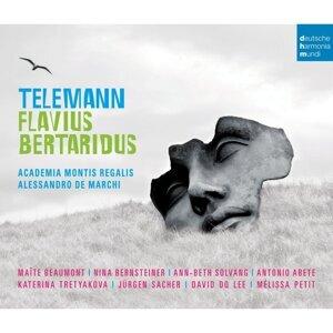 Telemann:Flavius Bertaridus
