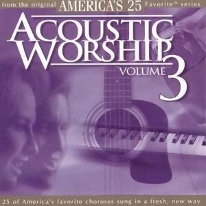 Acoustic Worship, Vol. 3