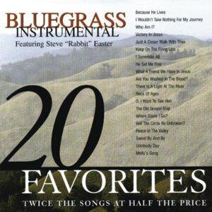 Bluegrass Instrumental: 20 Favorites