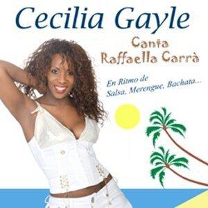 Cecilia Gayle canta Raffaella Carrà