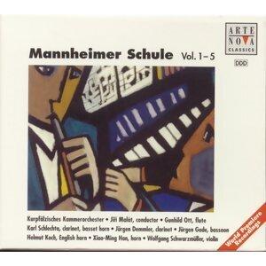 Mannheimer Schule Vol.2 - Karl Stamitz: Bassethorn Cto/2 Double Ctos