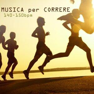 Musica per Correre - Musica Elettronica 140-150 bpm