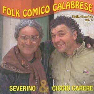 Folk comico calabrese, Vol. 1
