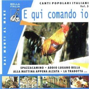 Canti Popolari Italiani Vol.5 E Qui Comando Io