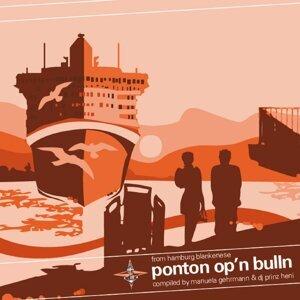 Ponton Op'n Bulln - Hamburg Blankenese