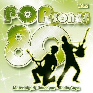 80's Pop Songs, Vol. 2
