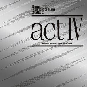 荒地 (from LIVE DVD「act IV」)