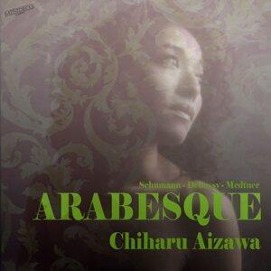 Schumann: Arabeske, Op. 18 – Debussy: Deux Arabesques – Medtner: 3 Arabesques, Op. 7