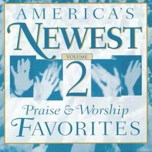 America's Newest Praise & Worship Favorites, Vol. 2