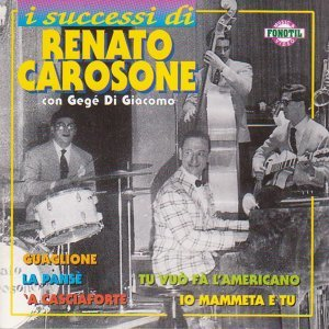 I successi di Renato Carosone con Gegè Di Giacomo