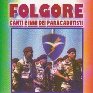 Folgore canti ed inni dei paracadutisti