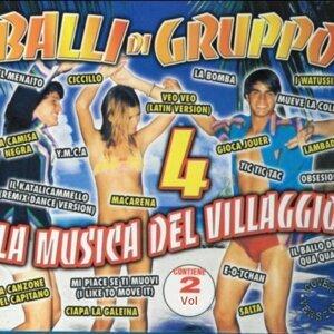 Balli di gruppo volume 4