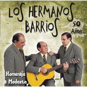 Los Hermanos Barrios. 50 Años
