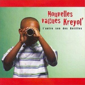 Nouvelles vagues Kreyol - L'autre son des Antilles