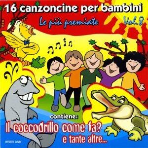 16 canzoncine per bambini, Vol. 8