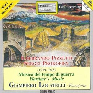 Ildebrando Pizzetti and Sergei Prokofiev: Musica del tempo di guerra