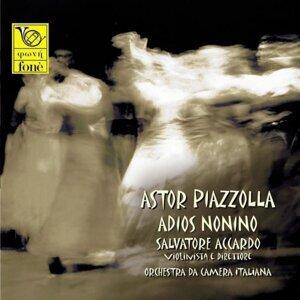 Piazzolla : Adios Nonino