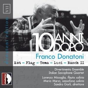 Franco Donatoni: 10 anni dopo