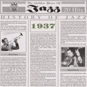 History Of Jazz 1937