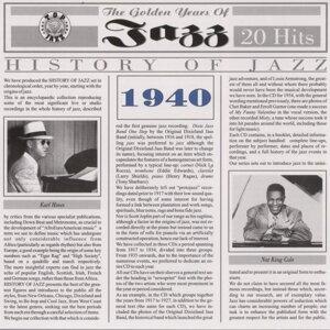 History of Jazz 1940