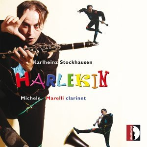 Karlheinz Stockhausen: Harlekin