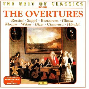 The Best of Classics : The Overtures, Vol. 3