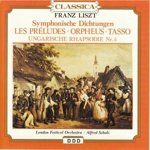 Liszt : 4 Poemi sinfonici