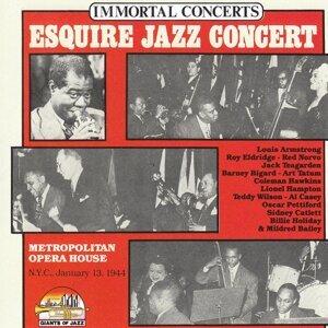 Esquire Jazz Concert: Metropolitan Opera House