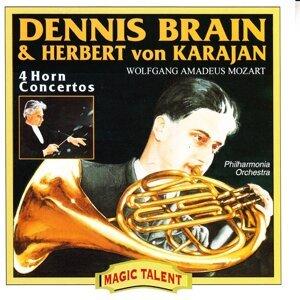 Wolfgang Amadeus Mozart: 4 Horn Concertos