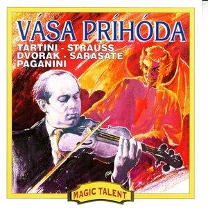 Vasa Prihoda: Recital