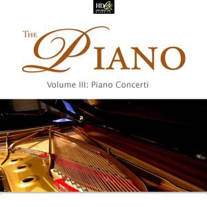 The Piano Vol. 3: Piano Concerti: The French Influence