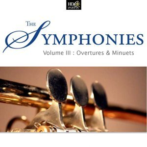 The Symphonies Vol. 3: Overtures & Minuets