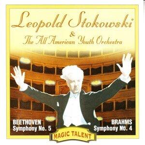Beethoven: Symphony No. 5 - Brahms: Symphony No. 4