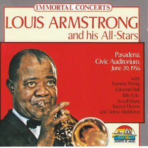 Louis Armstrong: Pasadena, Civic Auditorium