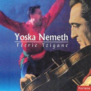 Féerie tzigane de Yoshka Nemeth