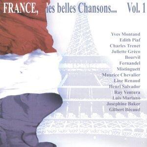 France, Les Belles Chansons...Volume 1