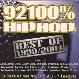 92100 Hiphop Best of 1999-2004