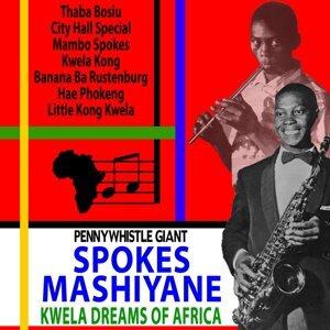 Pennywhistle Giant Spokes Mashiyane: Kwela Dreams of Africa