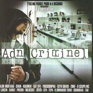 Adn Criminel