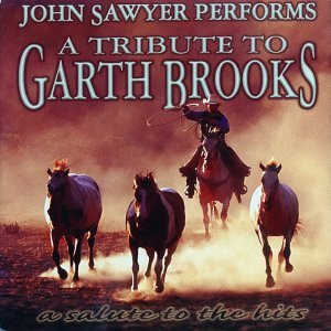 John Sawyer Performs A Tribute To Garth Brooks