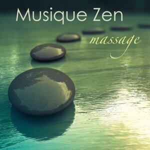 Musique zen massage: Musique de fond pour harmonie, sérénité et bien-être, musique relaxante pour le massage et relax