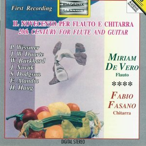 Il novecento per flauto e chitarra (20th Century for Flute and Guitar)