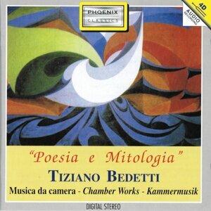 Tiziano Bedetti: Poesia e mitologia